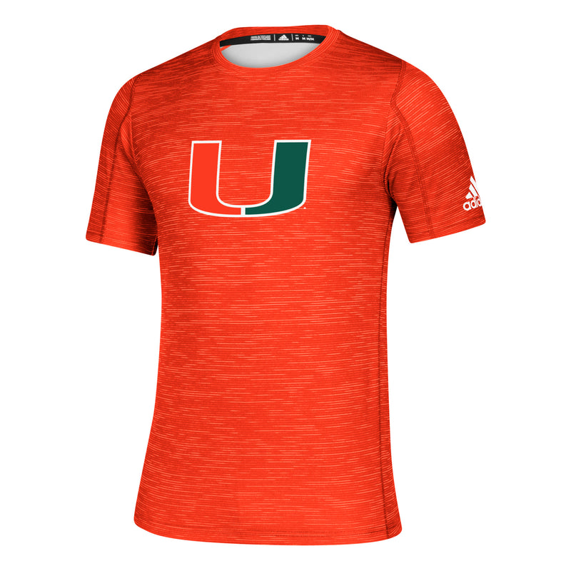 Miami Hurricanes 2019 Game Mode Training Tee - Orange