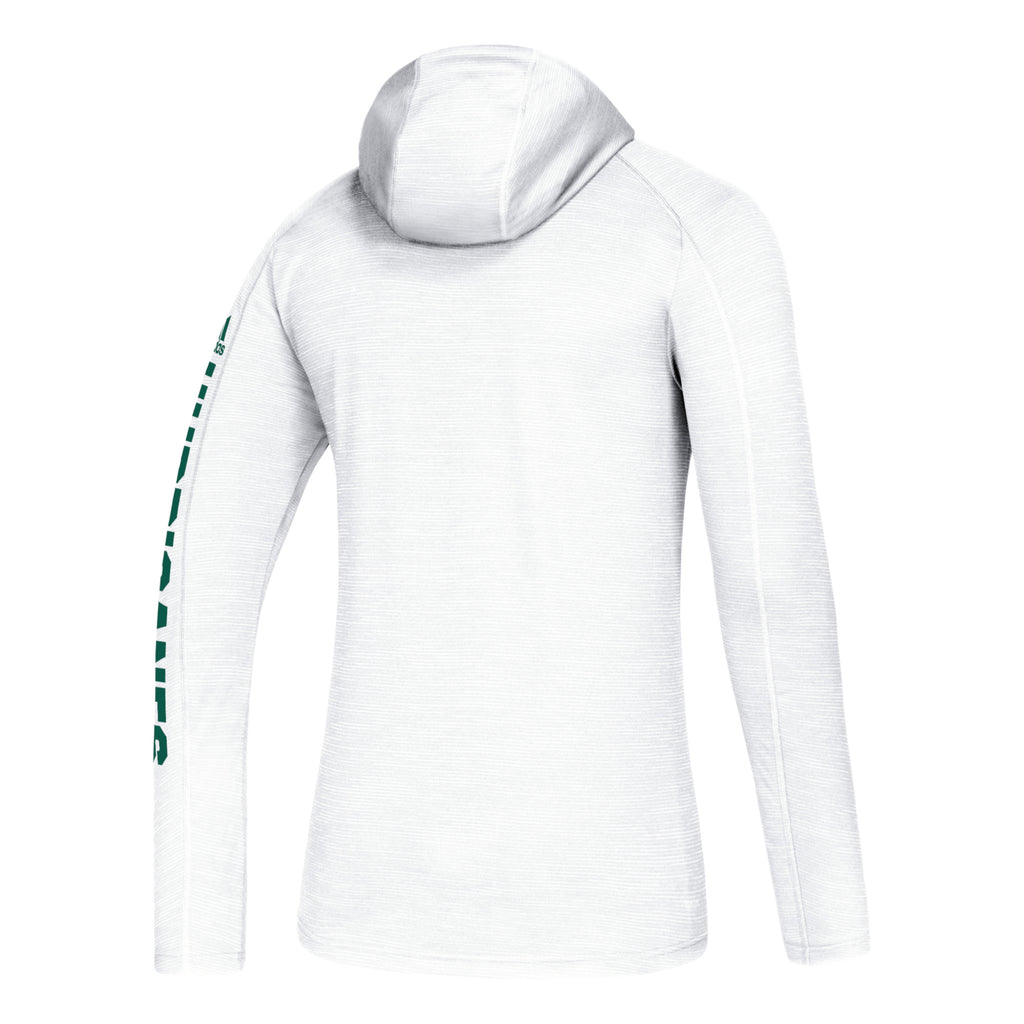 Miami Hurricanes 2019 Game Mode Training Hood - White