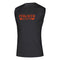 Miami Hurricanes adidas Locker Practice Football Creator Sleeveless Tee - Black