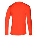 Miami Hurricanes adidas Locker It's All About the U Creator Long Sleeve T-Shirt - Orange