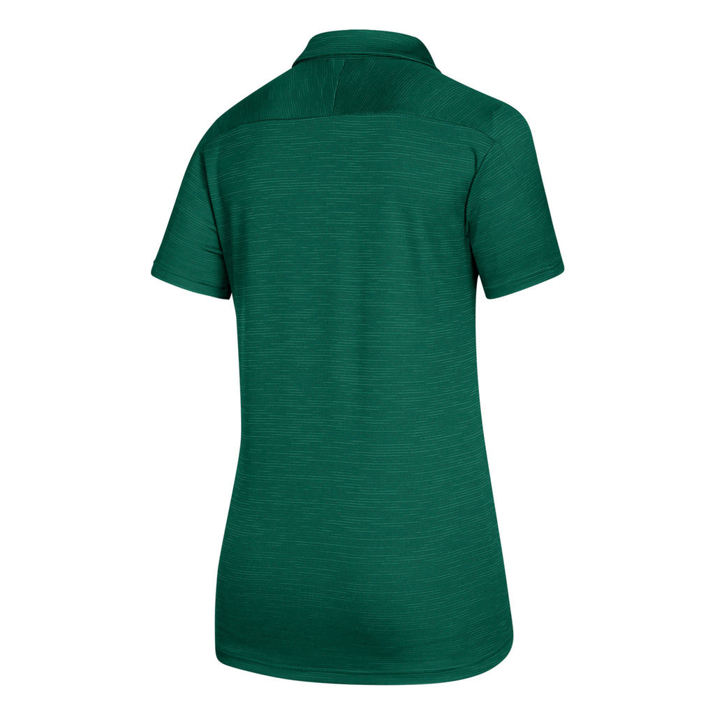 Miami Hurricanes 2019 Women's Game Mode Polo - Green
