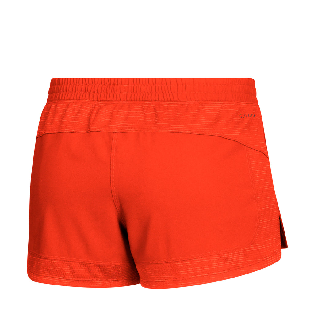 Miami Hurricanes 2019 Women's Game Mode Training Shorts - Orange
