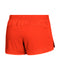 Miami Hurricanes adidas Women's Game Mode Training Shorts - Orange