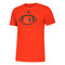 Miami Hurricanes adidas U in Football Amplifier T-Shirt - Orange
