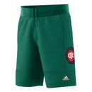 Miami Hurricanes adidas Black History Month Basketball Shorts - Green