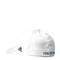 Miami Hurricanes adidas Coaches Flex Hat - White