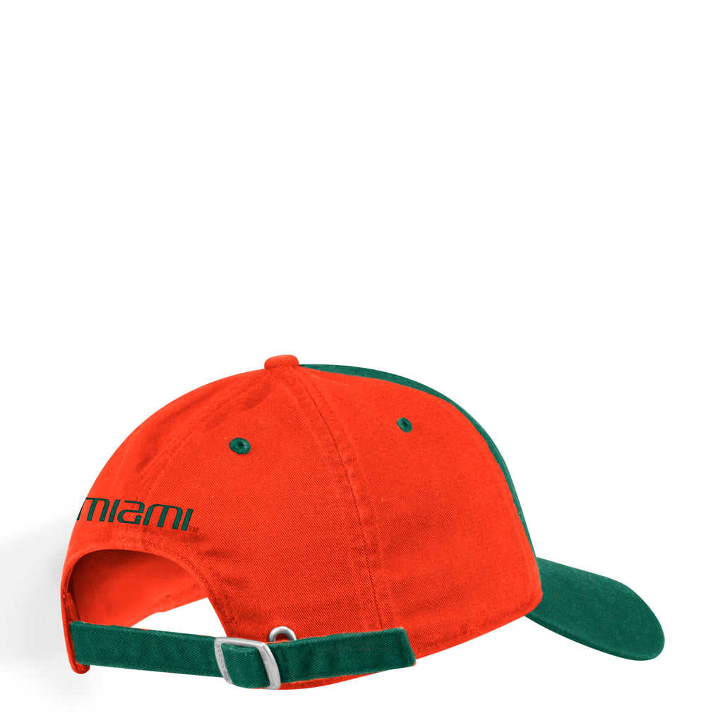 Miami Hurricanes adidas 2019 It's All About the U Slouch Adjustable Hat