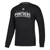 Florida Panthers 2019  3S Crew Sweatshirt - Black/White Stripes