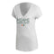 Miami Hurricanes adidas Women's Stadium ID Winners Tee - White