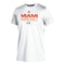 Miami Hurricanes adidas Youth CLIMATCH T-Shirt - White