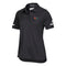 Miami Hurricanes adidas Women's Coaches Polo - Black