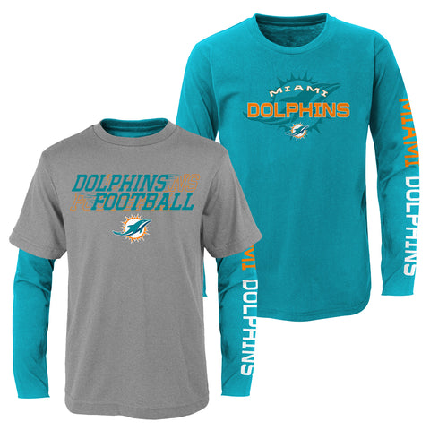 Miami Dolphins Youth United 3-in-1 Combo Pack  sc 1 st  CanesWear & Miami Dolphins u2013 CanesWear at Miami FanWear