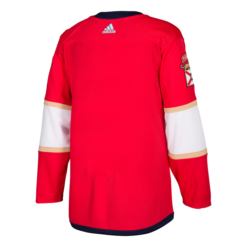 Florida Panthers adidas Men's Red Authentic Jersey