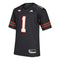 Miami Hurricanes adidas Premier Football Jersey #1 -  Black