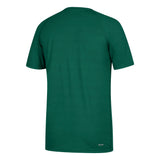 Miami Hurricanes adidas 2018 U Miami Sideline Mark My Words Climalite T-Shirt - Green