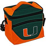 Miami Hurricanes Halftime Lunch Cooler - CanesWear at Miami FanWear Tailgate Gear Logo CanesWear at Miami FanWear