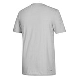 Miami Hurricanes adidas 2018 Adi Box Go-To Performance T-Shirt - Gray