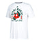 "Miami Hurricanes adidas Miami Maniac ""Mark Light Field"" Ultimate T-Shirt - White"