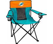Miami Dolphins Elite Tailgating Chair
