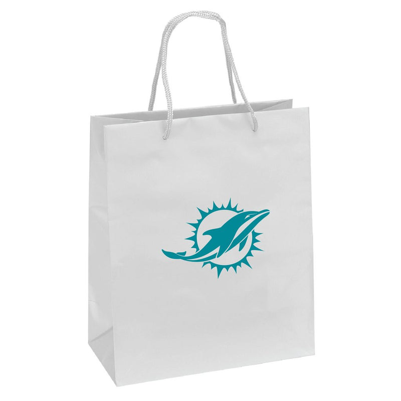 Miami Dolphins Gift Bag - Medium