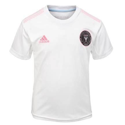 Inter Miami CF MLS adidas Youth Primary Replica Jersey - White