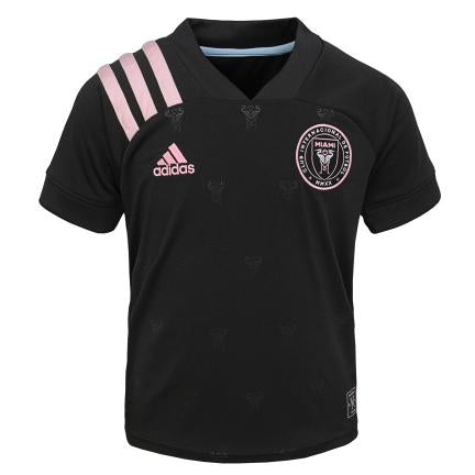 Inter Miami CF MLS adidas Youth Away Replica Jersey - Black