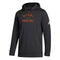 Miami Hurricanes adidas NCAA Youth Fleece Hoodie - Black