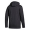 Miami Hurricanes adidas Youth Sideline Side Speed Fleece Hoodie  - Black
