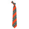 Miami Hurricanes Geo Stripe Neck Tie