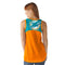 Miami Dolphins Women's Football Tank Top - CanesWear at Miami FanWear Women's Apparel G-III CanesWear at Miami FanWear