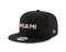 Inter Miami CF MLS New Era 'Miami' Adjustable Snapback Hat - Black