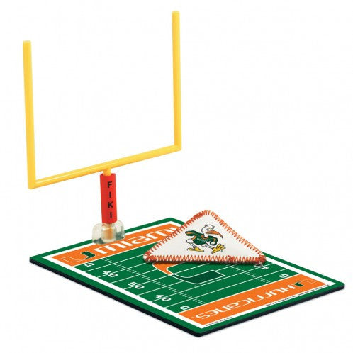 Miami Hurricanes Fiki Football - CanesWear at Miami FanWear Games WinCraft CanesWear at Miami FanWear