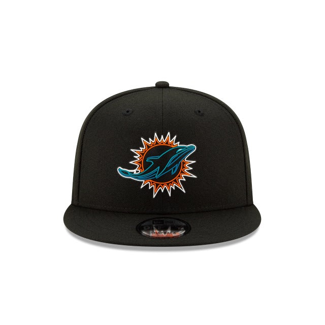 Miami Dolphins New Era 2020 Official Draft 9Fifty Snapback Hat