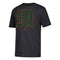 Miami Hurricanes adidas Baseball Old English M Tri-Blend T-Shirt - Heather Black
