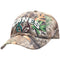 Miami Hurricanes Top of the World Burrow 1 Adjustable Real Tree Edge Hat