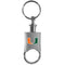 Miami Hurricanes Valet Key Chain