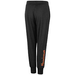 Miami Hurricanes Women's Country Club Jogger Pants - Black