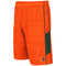 Miami Hurricanes Colosseum MEN'S WEWAK SHORTS - ORANGE