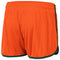 Miami Hurricanes WOMEN'S TOULON SHORT - ORANGE