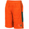 Miami Hurricanes Colosseum YOUTH WEWAK SHORTS - ORANGE
