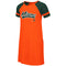Miami Hurricanes 2019 GIRL'S VIENNA DRESS - ORANGE