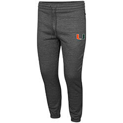 Miami Hurricanes MENS DISTRIBUTION SPECIALIST FLEECE PANT