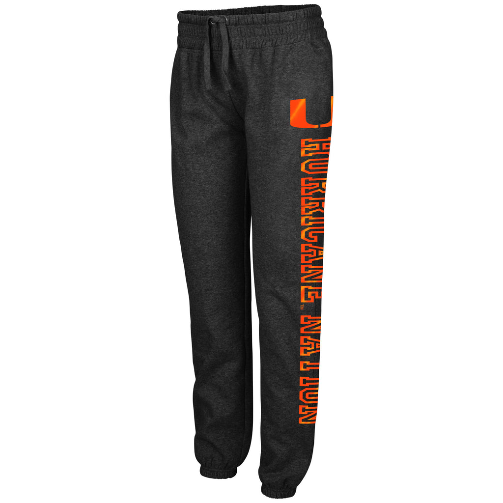 Miami Hurricanes Colosseum Women's Celestial Sweat Pants