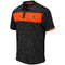 Miami Hurricanes Colosseum MEN'S NELSON POLO - Black/Charcoal