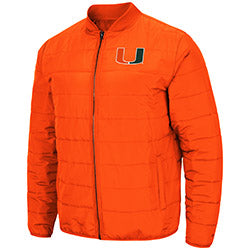 Miami Hurricanes Colosseum Holt Packable Jacket