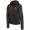 Miami Hurricanes Women's Kitty Full Zip Jacket - Black