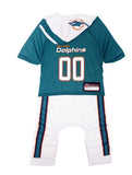 Miami Dolphins - Pet Onesie - CanesWear at Miami FanWear Pet Gear Pets First CanesWear at Miami FanWear
