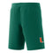 Miami Hurricanes adidas 2019 Practice Shorts - Green