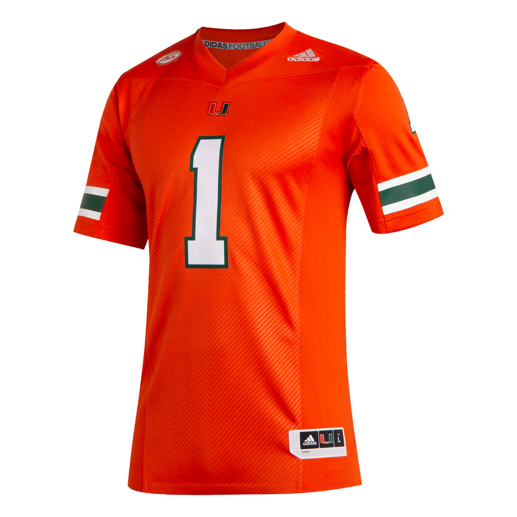 factory authentic 866cb d89b7 UM Jerseys – CanesWear at Miami FanWear