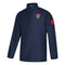 Florida Panthers adidas GameMode 1/4 Zip LS Pullover